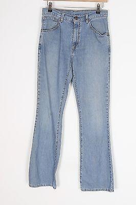 Levis 525 Bootcut Jeans Light blue W30 L32 UK12 (HCG)