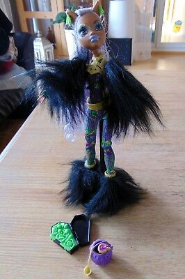 Monster High Kostümparty Clawdeen - Monster High Clawdeen Kostüm