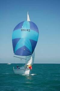 Trailer Yacht - GEM 550 2004 c/w licensed trailer, 8HP motor, GC