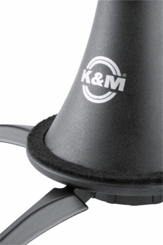 K&M 15222 Clarinet Stand Collapsible Fits Inside The Bell