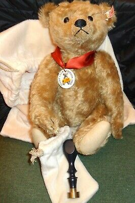 Miniature STEIFF Club Edition 2006 ~Standing Polar Bear~ Teddy 420511 No Res