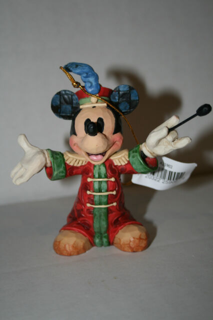 Disney Traditions A25902 The Band Concert Mickey Mouse Hanging Ornament New