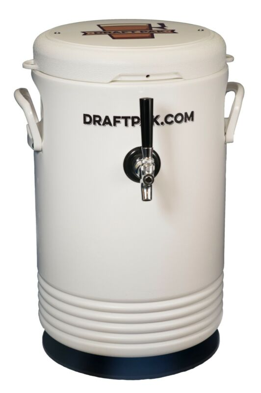 DraftPak Keg Tap- All In One System- Replacement for the Jockey Box