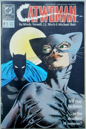 Catwoman Ltd. #4 (of 4) (Apr. 89