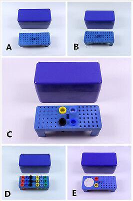 Endo Box Holder For Endodontic Rotary File Dental Diamond Bur Gutta Percha Point