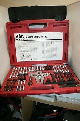 Master-bolt Grip Set (MAC TOOLS STP600A 43 PIECE MASTER BOLT GRIP SET IN RED CASE  )