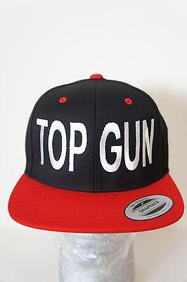 Top Gun Adam Devine Workaholics Snapback Hat - Top Gun Hat