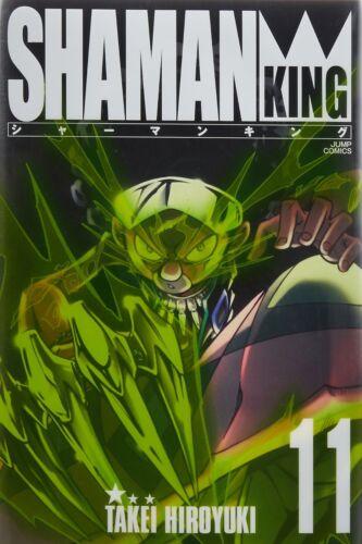 Hiroyuki Takei manga: Shaman King Kanzenban vol.11 Japan