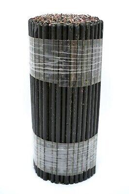 20 St schwarz Bienen Wachs Kerzen свечи черные восковые ритуальные 20