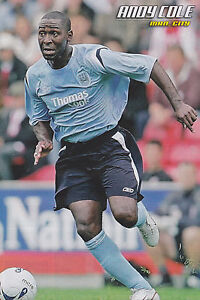 Football-Photo-ANDY-COLE-Manchester-City-2005-06