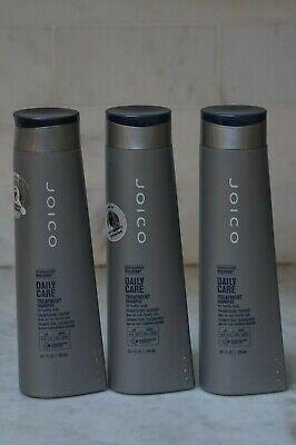 3 PACK. 10.1 oz. Joico Daily Care Treatment Shampoo. 300ml. NEW. FREE SHIPPING. Joico Daily Care Treatment Shampoo