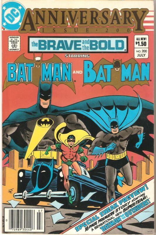 Brave and the Bold #200