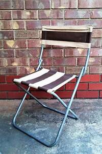 Vintage Camping Outdoor Chair