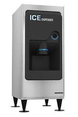 New 130 Lb Ice Dispenser Maker Machine Hoshizaki Db-130h 5666 Commercial Nsf