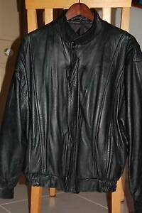 Mens Leather Jacket size 97R Elermore Vale Newcastle Area Preview