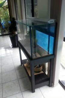 3ft. fish tank with stand