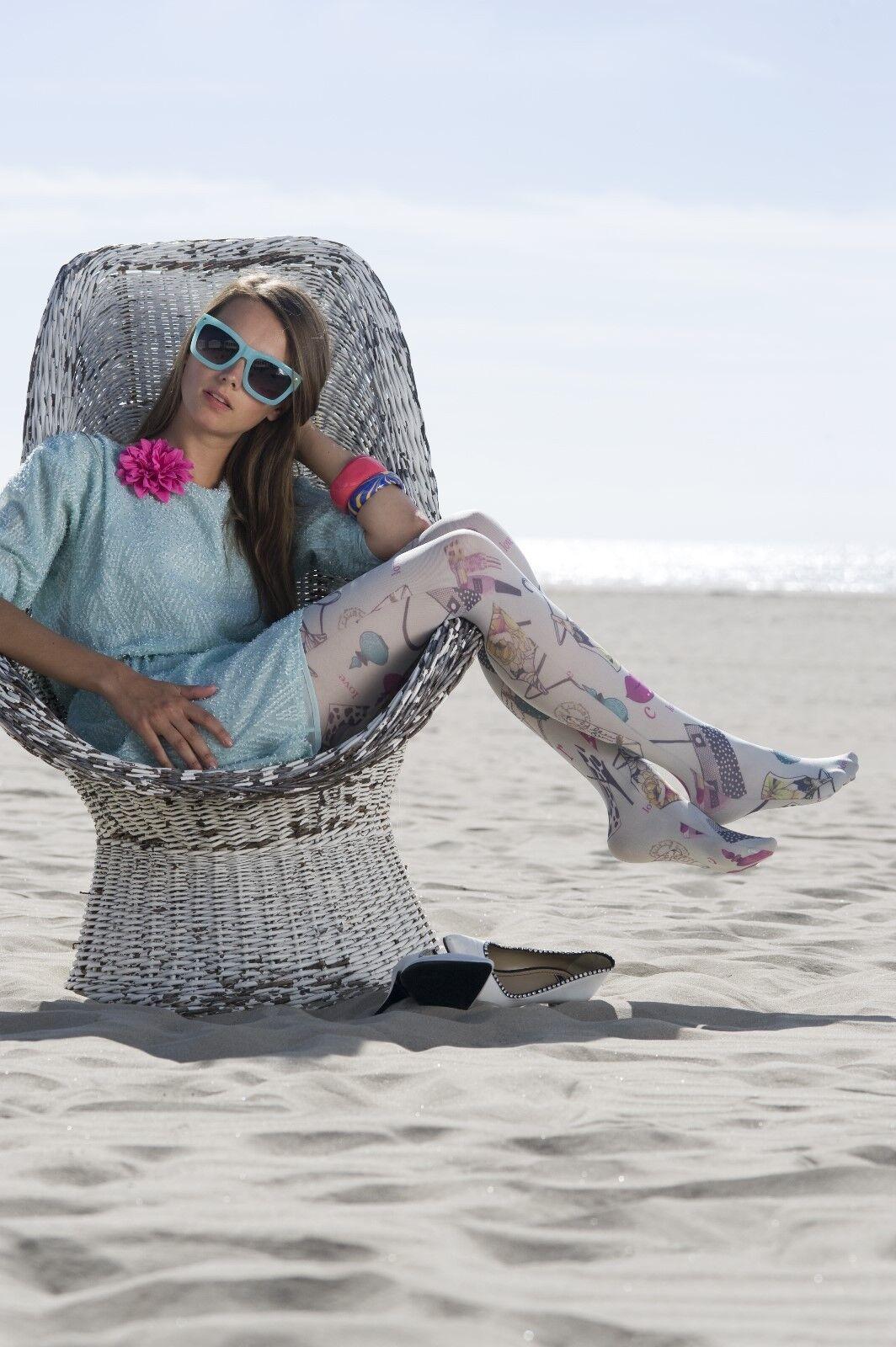 Bonnie Doon Strumpfhose Modell: GET DRESSED TIGHTS Gr. M Neu 50 DEN