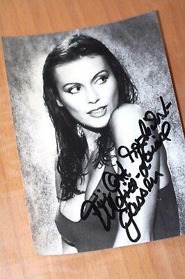 MARIE-LOUISE GASSEN  // Original-Autogrammkarte original signiert