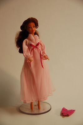 Disney Beauty & the Beast Belle Transforming Fashion Doll concept model 1991
