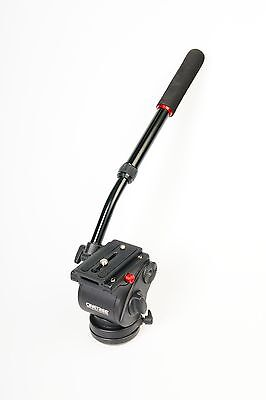 KONOVA Universal Video Camera Fluid Tripod Head for DSLR FREE EXPEDITED SHIP