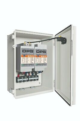 Single To 3 Phase Converter Suitable For 10hp7.5kw Motor 30 Amps 200v240v