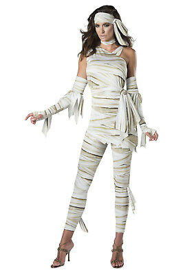 Eqyptian Mummy Adult Costume - Mummy Costume