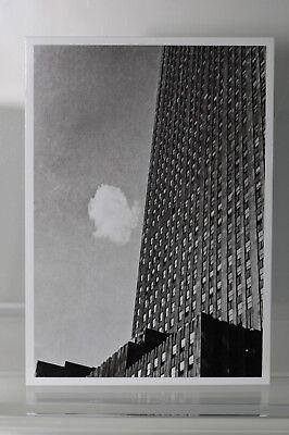 1937-kunst (ANDRÉ KERTÉSZ: LOST CLOUD, 1937,  Kunst-Postkarte )