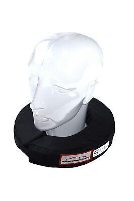 RACING HELMET NECK SUPPORT BLACK 360 CIRCLE ADULT NECK BRACE SFI CERTIFIED