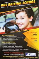 Driving School Edmonton-BBB Accredited,cheap&best quality