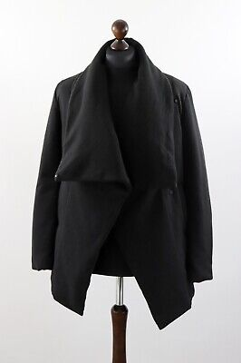 First Aid To The Injured Auris Padded Jacket Blazer Coat Size S