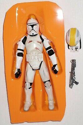 "Star Wars CLONE TROOPER 3.75"" Figure Evolutions Battle Damaged Version Pilot"