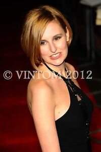 Laura-Carmichael-British-TV-Actress-Downton-Abbey-photo-picture-poster