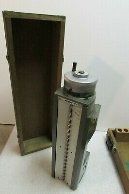 Mitutoyo 515-512 Height Master 18 Inch Gage .00001 With Case