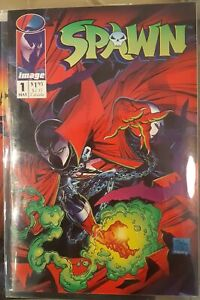 Spawn comics #1 thru #80