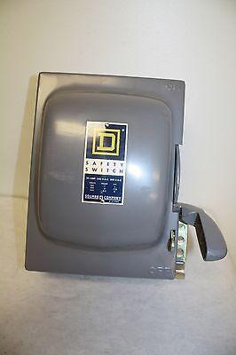 Square D Hu321 Safety Switch