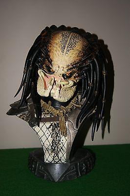 Sideshow Predator Bust Legendary scale,Alien, AVP, #1288/2500
