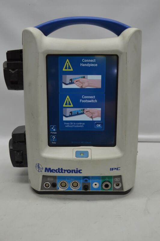 Medtronic EC300RF IPC Surgical ENT System