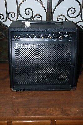 AXL Acoustic 50R 30 Watt Amplifier