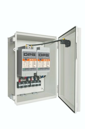 1Phase to 3Phase Converter, MY-PS-15, Best for 10HP(7.5KW) 30Amp 200-240V Motor
