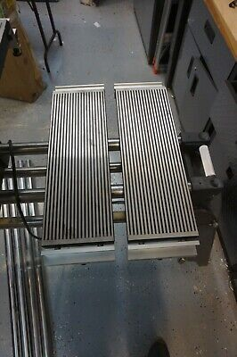 Shopsmith Mark V Model 520pro Fence Floating Table Pair Nos