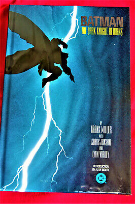 *1st PRINTING***BATMAN THE DARK KNIGHT RETURNS #1***HARDBACK*** FRANK MILLER***