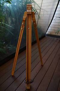 ITALIAN MABEF ARTISTS UNIVERSAL EASEL TRIPOD WOODEN PORTABLE Inglewood Stirling Area Preview