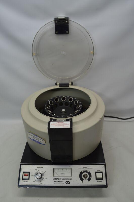 Clay Adams Dynac II Centrifuge