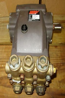 Used Hotsy Triplex Pump Model Hh306r.2sn 001602 Pressure Washer Pump