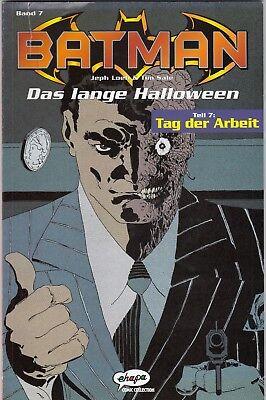 BATMAN: DAS LANGE HALLOWEEN # 7 - LOEB / SALE - EHAPA COMIC COLLECTION 2000 Z. 2 ()