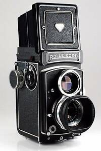 Rolleicord 5b K3Vb Near Mint MF TLR. Rolleiflex's leaner brother. Forest Lake Brisbane South West Preview