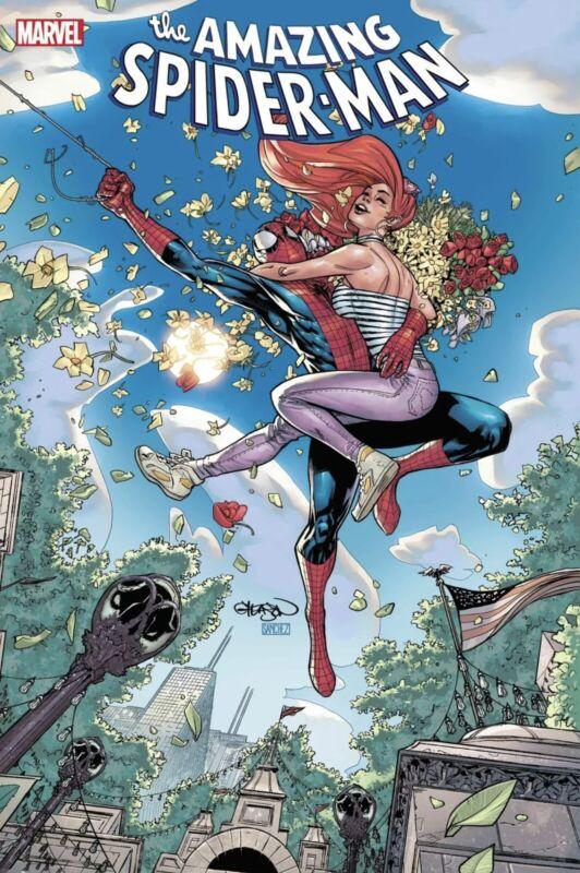 Amazing Spider-Man # 74 CVR A LEGACY 875 BIG ISSUE NEW ARK PREORDER 9-22-2021