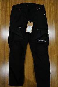 Dainese New Drake Air Textile Pants - Black 54 xl Point Cook Wyndham Area Preview