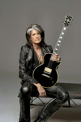 16x20 photo...not Poster - guitar legend Joe Perry Aerosmith TOO COOL!