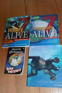 History Geography alive Year 7 Big Ideas Science 7 Boy Overboard Wantirna Knox Area Preview